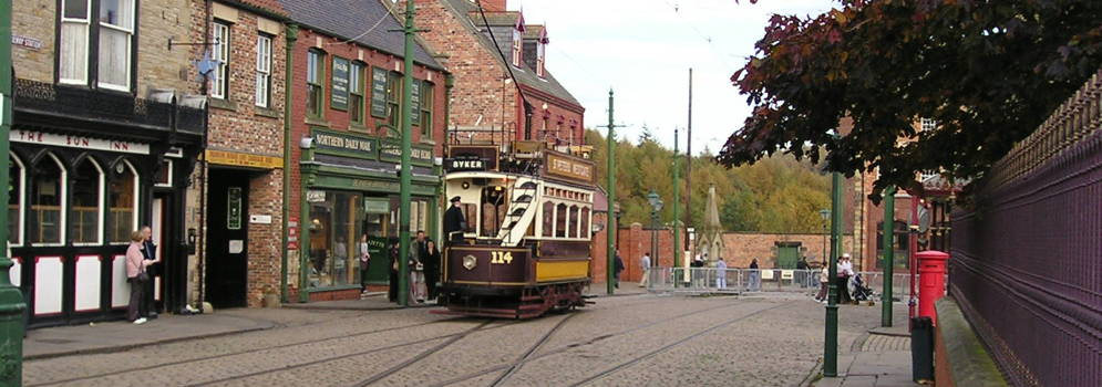 Beamish Living Museum of the North, County Durham