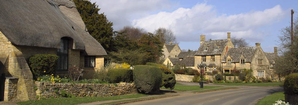Chipping Campden in de Cotswolds
