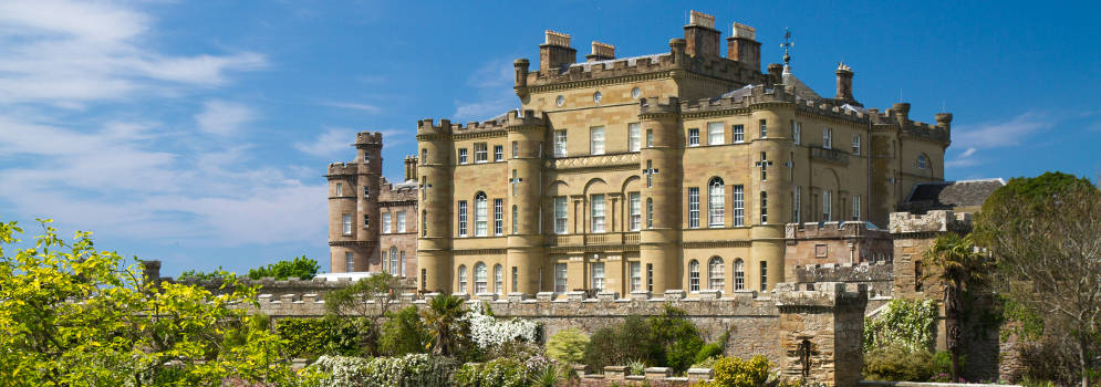 Culzean Castle in Ayrshire, Schotland