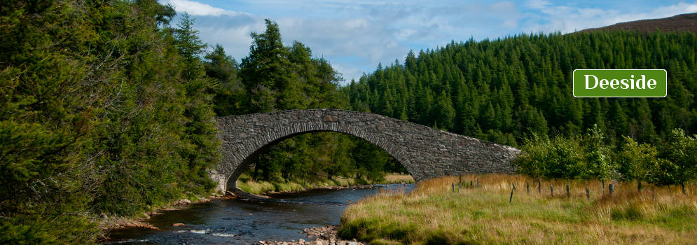 Deeside in Aberdeeshire, Cairngorms