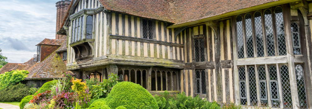 Great Dixter House in Kent