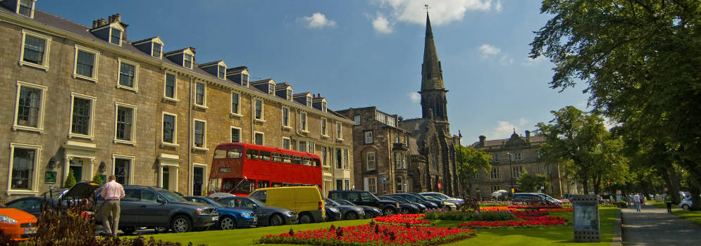 Harrogate in North Yorkshire