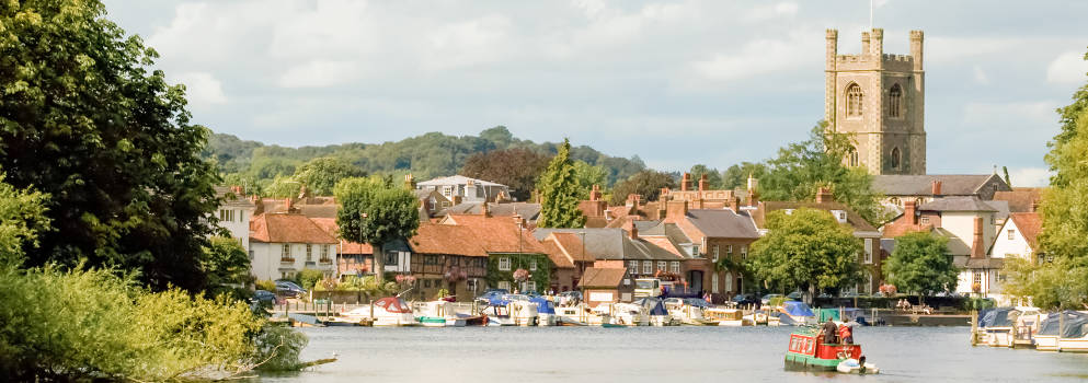 Henley-on-Thames in het land van Midsomer Murders