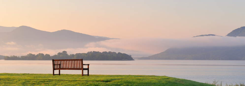 Killarney National Park in County Kerry, Ierland