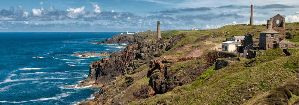Levant Mine in Cornwall