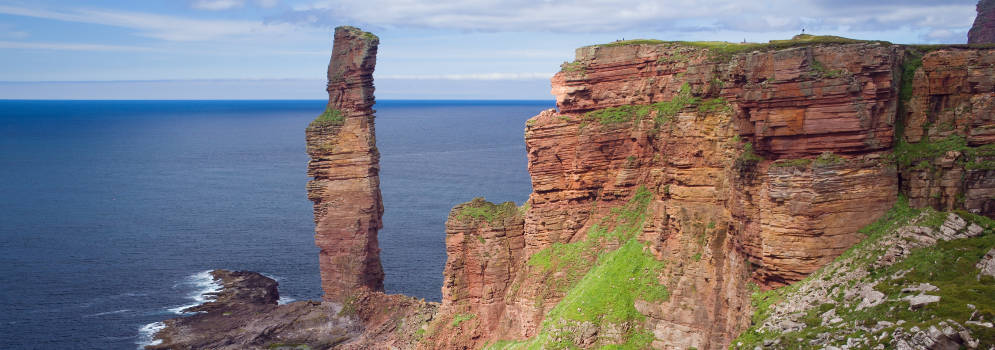 Old Man of Hoy op Orkney, Schotland