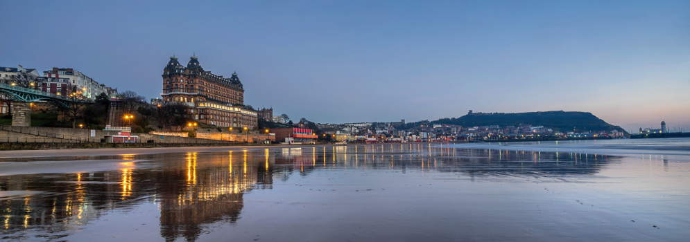 Scarborough in North Yorkshire
