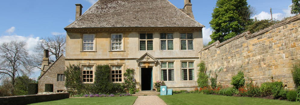 Snowshill Manor in de Cotswolds