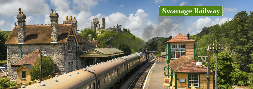 Swanage Railway in Engeland
