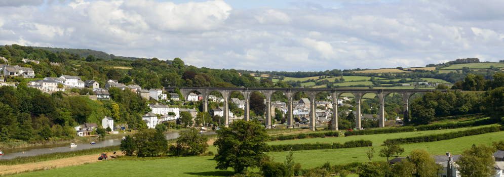 Tamar Valley in Devon