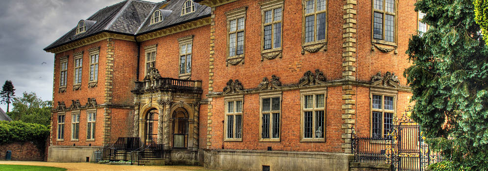 Tredegar House in Wales