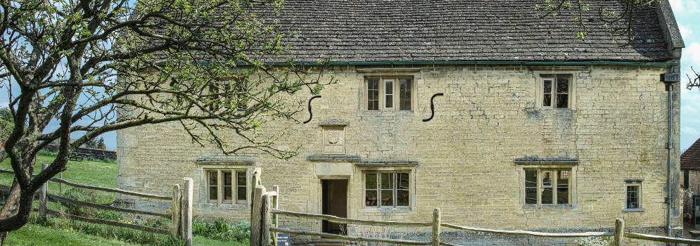 Woolsthorpe Manor in Lincolnshire